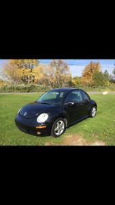 New beetle 2008 automatique