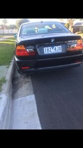 BMW E46 coupe Springvale South Greater Dandenong Preview