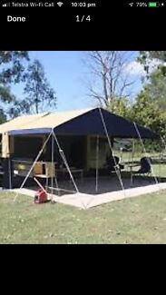 Camper Trailer Customline Deluxe Off Road Fairview Park Tea Tree Gully Area Preview