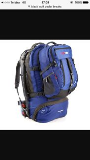 Travel backpack for sale