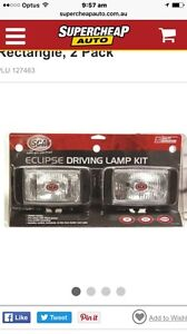 SCA Eclipse driving lamp kit Bidwill Blacktown Area Preview