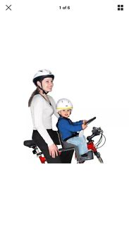 Wanted: Wee ride child bike seat