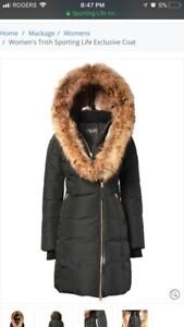 Mackage Trish XS Sporting Life exclusive coat