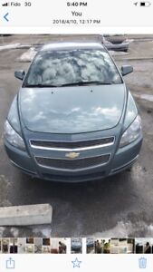 2009 Chevy Malibu LT for sale at just $5900 or OBO.