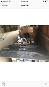 2016 Ford F-150 tailgate