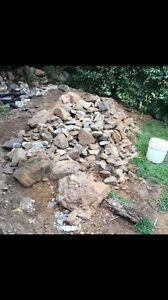 Takeaway approx 1-1.5T of sandstone garden rock Oyster Bay Sutherland Area Preview