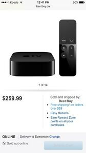 Apple TV from Best Buy! 64GB!! Not old!