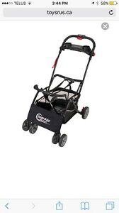 Baby Trend Snap and go infant stroller
