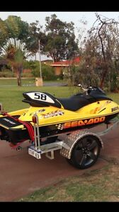 2001 Seadoo RXX Cannington Canning Area Preview