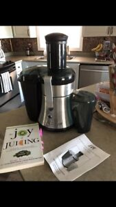 High end juicer