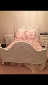 Double bed frame for sale!