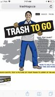Garbage & Junk removal call or text 7804462328