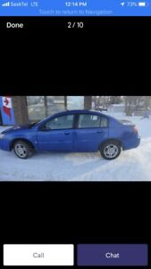 Saturn ION low kms