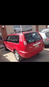 2006 Nissan X-Trail for sale/swap for good camper van.