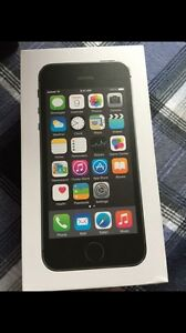 Brand new iphone 5s 32 gb locked to virgin
