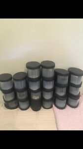 Tupperware Spice Set Bayswater Bayswater Area Preview
