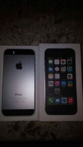 iPhone 5s grey