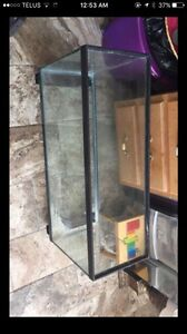 30 gallon fish tank + accessories