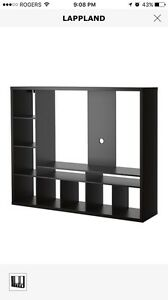 IKEA LAPPLAND Tv/ Media Bookcase Stand