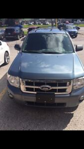 Ford Escape 2011. FWD 4dr V6 Auto XLT.