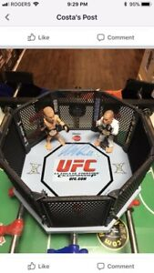 Georges GSP St-Pierre Signed Octagon UFC