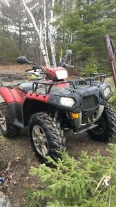 2009 polaris sportsman 550xp