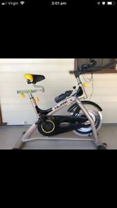 Spin bike-can deliver