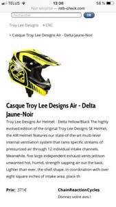 casque neuf troy lee design
