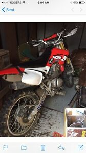 Chinese Dirt Bike for sale/trade of interest