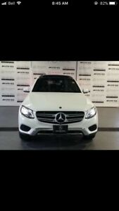 2016 Mercedes Benz Glc300 SUV