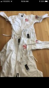 Kids Size KV Karate Gi!!!