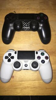2 ps4 controller