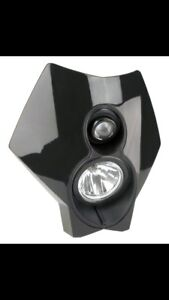 Black trail tech light