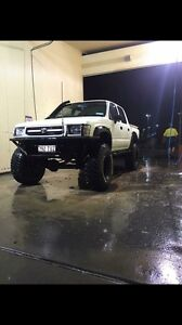 Wrecking Toyota surf/ Toyota hilux's Oxenford Gold Coast North Preview