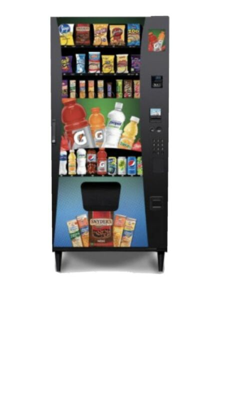 Selective advantage plus Combination Vending Machine