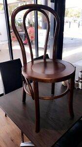 12 x Bentwood chairs - excellent condition Noranda Bayswater Area Preview
