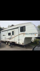 2004 wilderness fleetwood RV