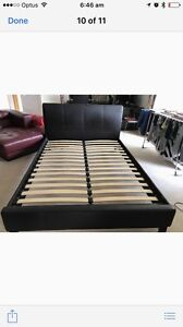 Queen size mattress (memory foam) and bed frame Sorell Sorell Area Preview