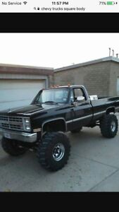 Looking for a truck or SUV