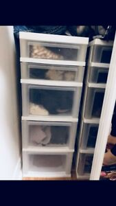 Dressers/Storages/Drawers/Organizers(2)