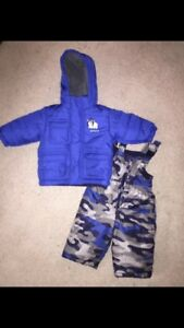 Brand new Carters 12m snow suit