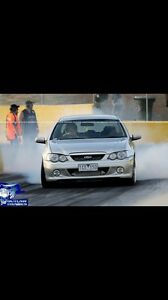 BA XR6 TURBO street or drag RWC+REG Geelong West Geelong City Preview