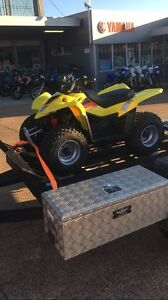 Suzuki LT50 Quad bike 2017 Marmong Point Lake Macquarie Area Preview
