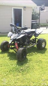 2009 ltr450 would like 2800$