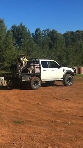 Ford Ranger 4x4 Parkes Parkes Area Preview