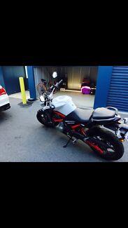 Cf Moto 650  Hammond Park Cockburn Area Preview