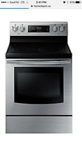 Looking for stainless steel stove