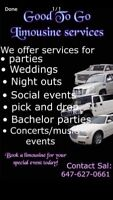 Cheapest limousine service for this month