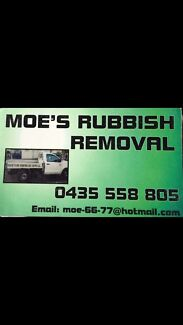 Rubbish removal &tree cutting &lawnmowing services Craigieburn Hume Area Preview