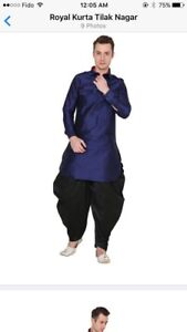 Indian Pakistani men's boys clothing kurtas sherwani basket indo